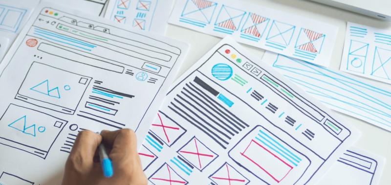 デザイン:ランディングページとホームページは何が違うのか